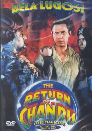 RETURN OF CHANDU VOLUME 2 BY LUGOSI,BELA (DVD)