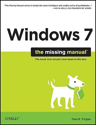Windows 7 By Pogue, David